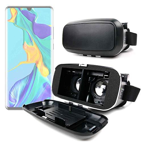 DURAGADGET Gafas Realidad Virtual VR Ajustables Color