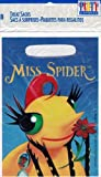 Miss Spiders Sunny Patch Friends Favor Bags (8ct)