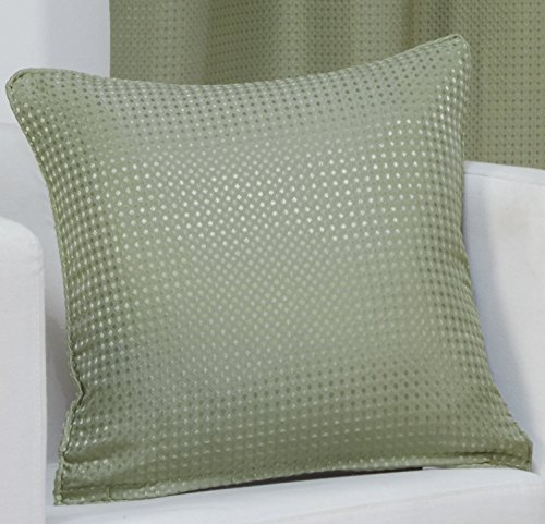 waffle-green-knife-edge-cushion-cover-17in-x-17in43cmx43cm-approximately-by-hamilton-mcbrider