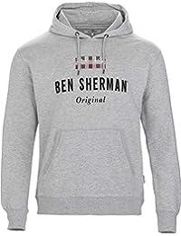 Ben Sherman Original Hoodie, Pull Homme