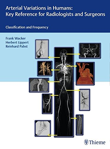 Arterial Variations in Humans: Key Reference for Radiologists and Surgeons: Classifications and Frequency