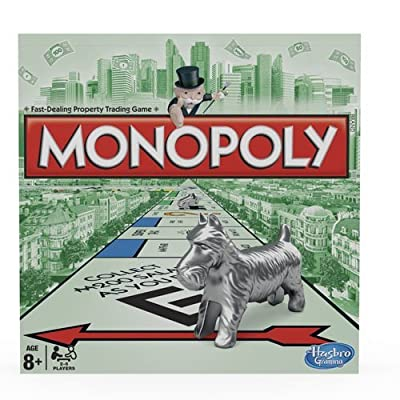 Monopoly Board GameP