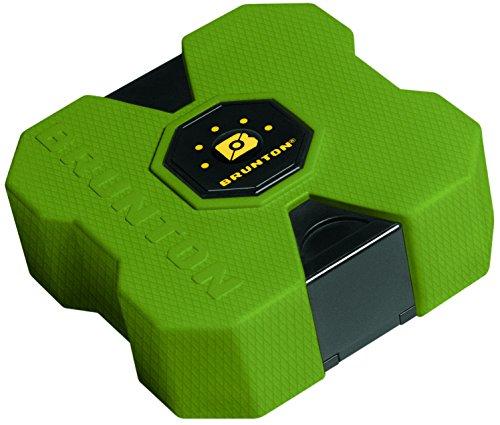 Brunton Revolt 4000 Powerbank outdoor green Brunton Adapter