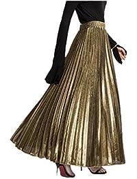 229ec38a96a0 Suchergebnis auf Amazon.de für: Gold - Röcke / Damen: Bekleidung