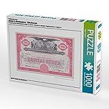 Ein Motiv aus dem Kalender Aktien & Wertpapiere / CH-Version 1000 Teile Puzzle quer (CALVENDO Wissen)