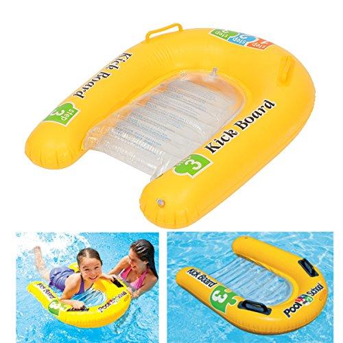 TENGGO Pool Aufblasbare Kick-Board Schwimmen Mat Baby Kind Wasser Sport Raft