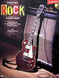 Total Rock Guitar: A Complete Guide to Learning Rock Guitar (Tab Book/CD) by Troy Stetina (2001-06-28)