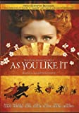 As You Like It [Edizione: Stati Uniti]