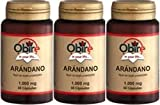 Heidelbeere 1000 mg. 60 Kapseln (Pack 3 u.)