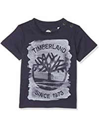 Timberland Baby Boys' manches courtes T-Shirt