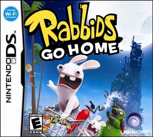 Rabbids Go Home / Spiel