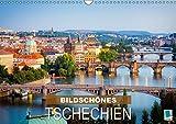 Bildschönes Tschechien (Wandkalender 2018 DIN A3 quer): Tschechiens Geschichte und Gebirge (Monatskalender, 14 Seiten ) (CALVENDO Orte) [Kalender] [Apr 01, 2017] CALVENDO, k.A.