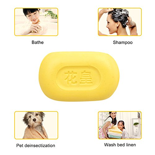 Shanghai soufre savon sain savons Soins de santé Anti bactéries pour le bain