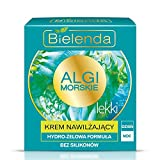 Bielenda Algae Moisturizing Face Cream Light Formula 50ml for Every Type of Mature Skin