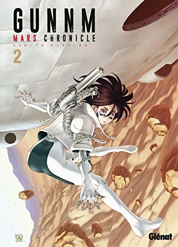 Gunnm Mars Chronicle Vol.02