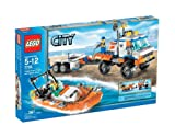LEGO City Coast Guard Truck with Speed Boat by LEGO