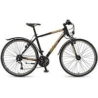 Winora Belize 28 Zoll Herren Trekkingrad Schwarz/Sand/Rot Matt (2016)