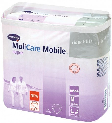 MoliCare Mobile super Medium Karton