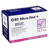 BD MICRO-FINE+ 12,7 Pen-Nadeln 0,33x12,7 mm 100 St