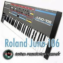 For Roland Juno de 106 – The King of Analog Sonido – Unique Original Huge Wave