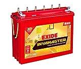 Exide Inva Master Tubular Battery 150Ah/12V (White & Red)