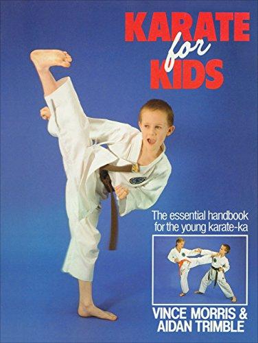 Karate For Kids by Aidan Trimble (29-Sep-2014) Paperback