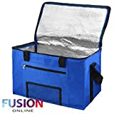 28L EXTRA LARGE COOLING COOLER COOL BAG BOX PICNIC CAMPING FOOD ICE DRINK LUNCH