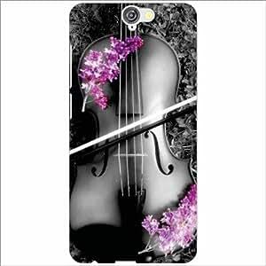 HTCOne A9 Back Cover - Music Designer Cases