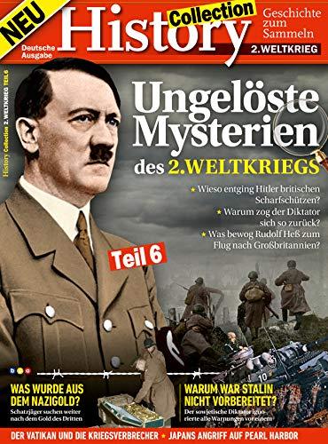 History Collection Teil 6: Ungelöste Mysterien des 2. Weltkriegs