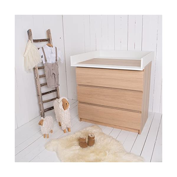 Wickelaufsatz Wickeltischaufsatz Fur Ikea Malm Brusali Mandal