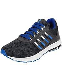Oricum Men Black-731 Sports Running Shoes