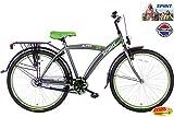 Spirit Alpha Jungenrad Grau-Grün 26 Zoll