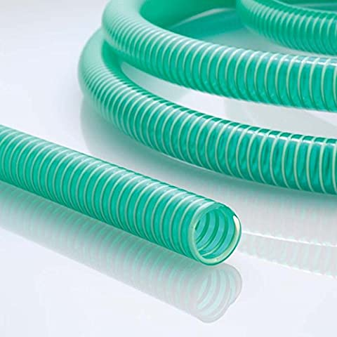'50m tubo flessibile di aspirazione 11/4(32mm) Rehau | Tubo a spirale