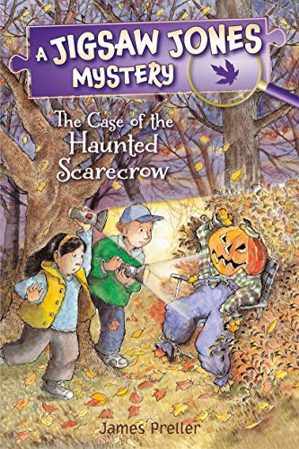 se of the Haunted Scarecrow (Jigsaw Jones Mysteries) (English Edition) ()