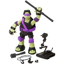 Tortugas Ninja - Figura articulada S5 Stealth Tech Don (Giochi Preziosi 95500)