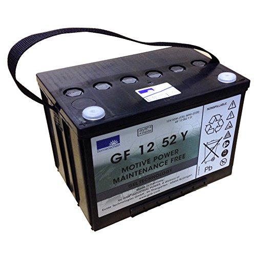 Preisvergleich Produktbild Sonnenschein GEL Dryfit Traction Block Batterie GF 12 52 Y 12Volt 52AH wartungsfrei