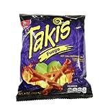 Leadoff Barcel primer bate chips Takis Fuego 4 Oz Bolsa por
