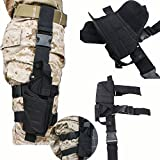 Best Leg Holsters - AGPtek Tactical Army Black Pistol/Gun Drop Leg Thigh Review