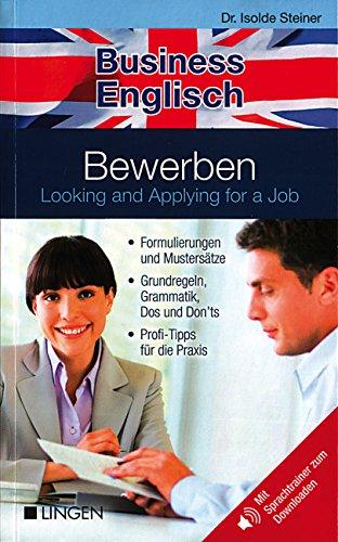 Business Englisch - Bewerben