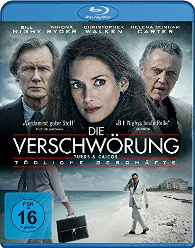Bild von Die Verschwörung - Tödliche Geschäfte [Blu-ray]