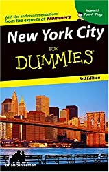 New York City For Dummies (Dummies Travel) by Brian Silverman (2004-11-05)