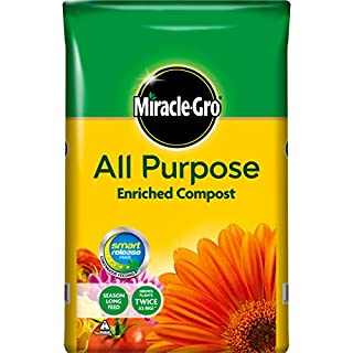 Miracle-Gro All Purpose Enriched Compost 50L