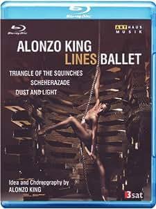 Alonzo King Lines Ballet [Blu-ray]