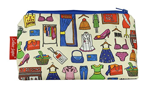 Selina-Jayne Shopping Limited Edition Designer Kosmetiktasche
