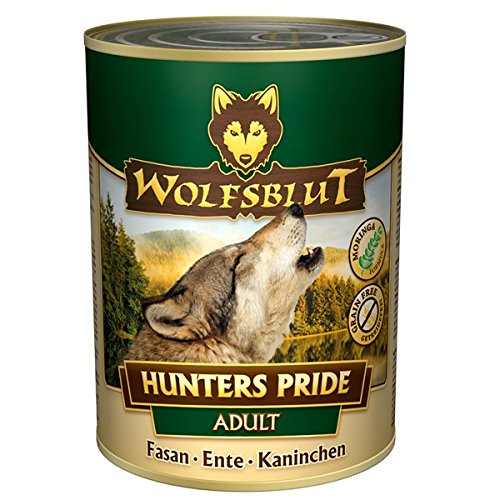 Wolfsblut Hunters Pride, 6er Pack (6 x 395 g)