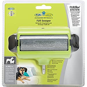 FURminator Pet Hair Remover Roller FURflex to Sweep Away and Trap Embedded Pet Hair 9
