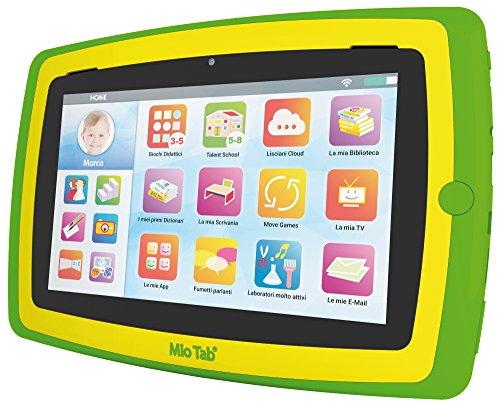 tablet per bimbi Lisciani Giochi 57481 - Mio Tab Smart Kid Plus HD 16 GB