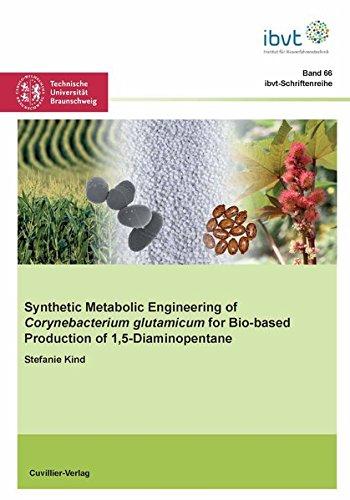 Synthetic Metabolic Engineering of Corynebacterium glatumicum for Bio-based Production of 1,5-Diaminopentane (Schriftenreihe des Institutes für der Technischen Universität Braunschweig)