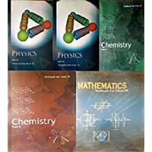 AMAXING NCERT BOOK STORE PRESENT LATEST EDITION Physics Part 1 & 2, Chemistry Part -1 & 2 And Mathematics Textbook For Class - 11 ( Set Of 5 Books Ccombo) other seller sell duplicate books so please don't buy