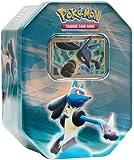 Pokemon Diamant & Pearl Lucario Tin Box